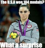 McKayla Is Not Impressed MEME by ElArtistaJACO