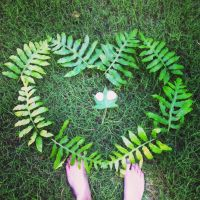 Strong love for the earth by Uketeer