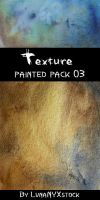 Painted texture, pack - 03 by LunaNYXstock