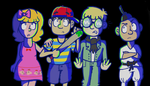 i knew this moment would come...(earthbound) by Furresoto