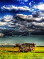 Primal Reaper - HDR by DHL-Photography