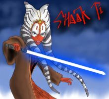 Shaak Ti by 18Vortex