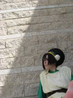 Toph Bei Fong Costume 3 by msventress