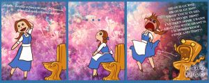 The problem of being Belle by LiberLibelula