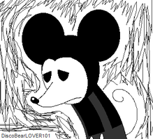 Suicide Mouse by PimpDaddyPenisSquid