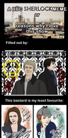 BBC Sherlock Meme by RedPassion