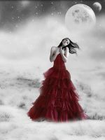In Red by Flore-stock
