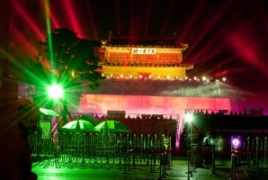 show at great wall by macgl