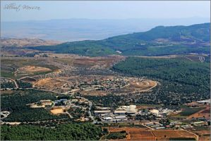 Upper Galilee by ShlomitMessica