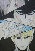 My Top 4 Favorite Anime Characters by Britney151