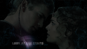 Look at the stars... - Anidala by Starwarsowa