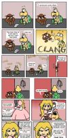 Peach Adventures! Page 3 by outlandishgreen