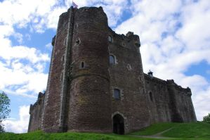 Doune Castle by CleaLlyfr