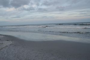 Beach at Dusk 2(stock)7August 21, 2013 by RustedScrapMetal