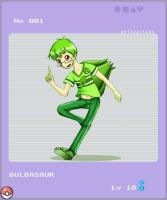 Bulba-Boy by pettyartist