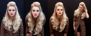 Blondie set 2 by CathleenTarawhiti
