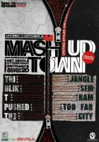 mash up town 3 by factive