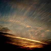 Torn Skies by worksteady