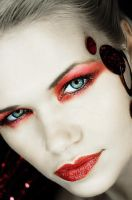 Red Series by laurna