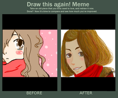 BEFORE AND AFTER meme by breathless-hope