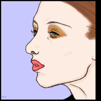 Fiona Apple by prettychaos