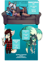 YOLOSWAGDOCTOR/IRONICAIIY'S NEW PRICE SHEET by s-ailor