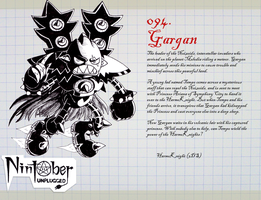 Nintober Unplugged 094 - Gargan by fryguy64
