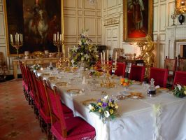 Royal Dining Room by Keah59