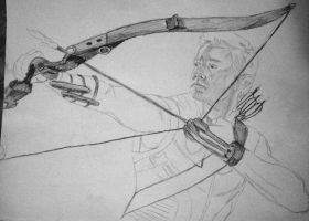 Hawkeye WIP by ConsultingTimeLord96