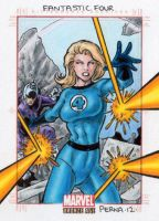Invisible Woman - Marvel Bronze Age by tonyperna