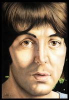 Paul McCartney 1968 by SAU21866