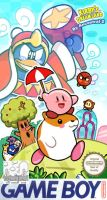 Kirby Dream land snes game boy by Ancestral-Z