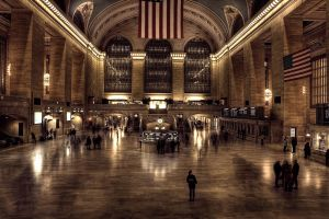 Grand Terminal New York by DavidBenoliel