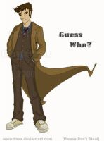 Guess Who by tissa