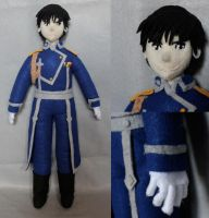 Roy Mustang by Zareidy
