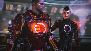 Shepard And Jack (Talons) by Nightfable