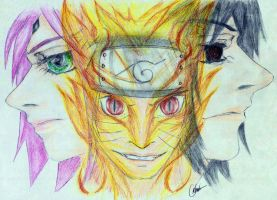 Sanin Generation by goichiru