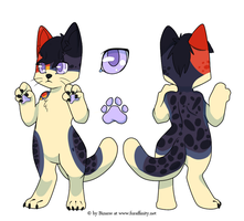 Muse - Ref sheet by Lodidah