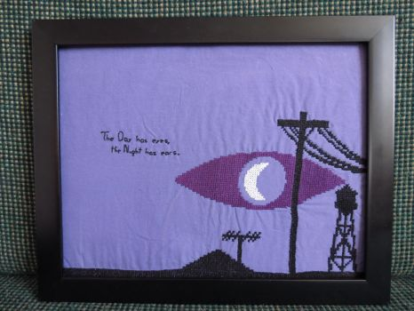 Welcome To Night Vale by Cassluvsmusic