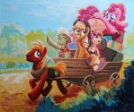 Apple To The Core by Adlynh