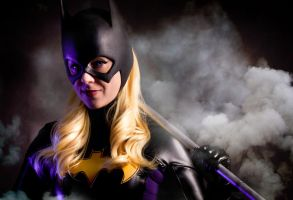 BATGIRL: positive outlook! by Kairisia