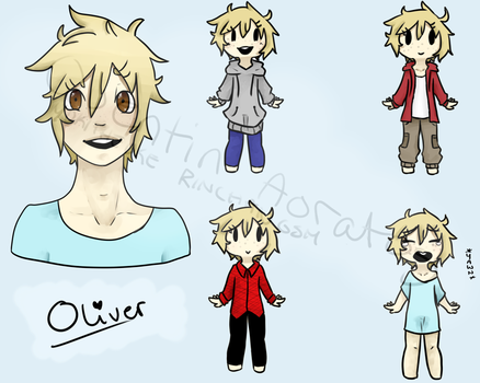 Oliver by RinChanGSM
