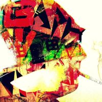 G.V. - Addicted To Moderation Album Artwork by CoKaen