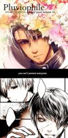 Tokyo Ghoul fanbook 02 by aphin123