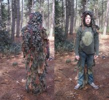 Ghillie Suit by niksqiky