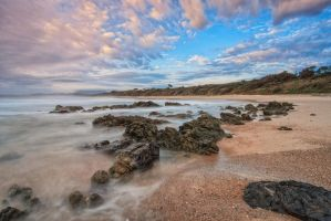 Middle Rock - Into the blue by daniel-akinin-photo
