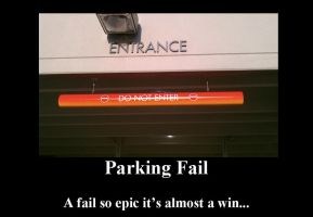 Parking Fail by klickdude20