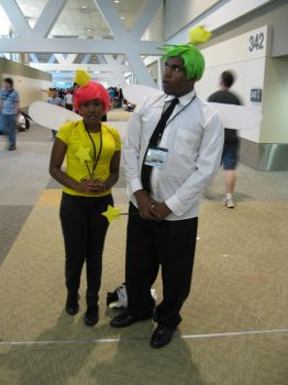 The Black Fairly Oddparents by Jkid4