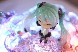 Miku Append: Even in Dreams by kixkillradio