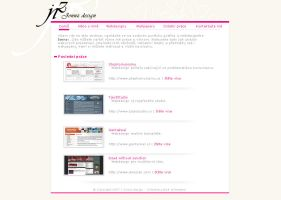 My portfolio v2 by jonnz by webgraphix